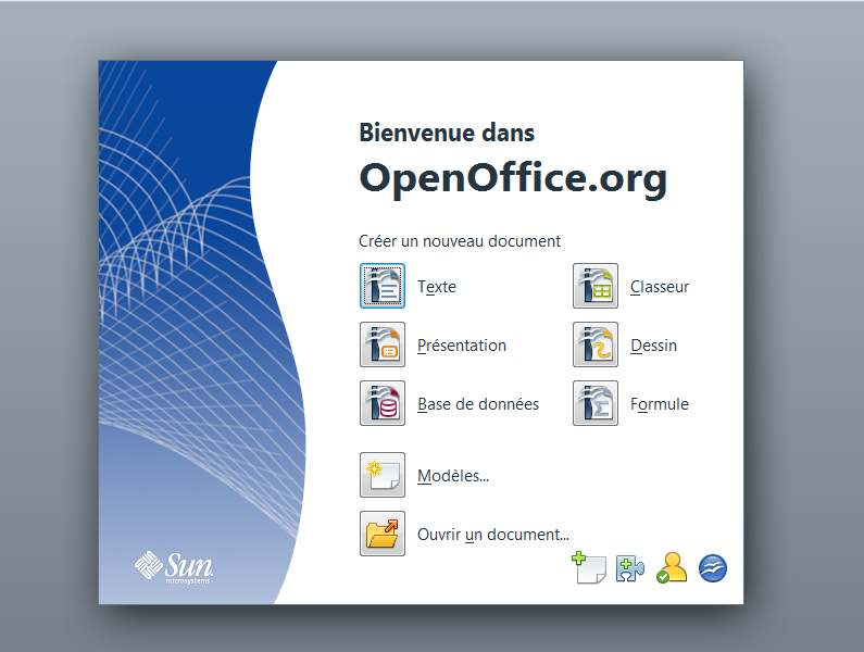 Modele cv open office gratuit document online - Telecharger open office 4 1 1 gratuit ...